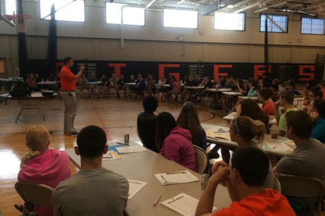 Students speak about the importance of being a freshman mentor