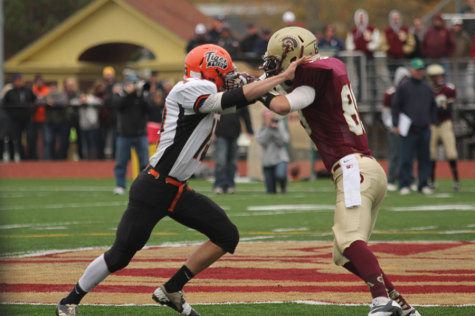 BHS football potential move to class B