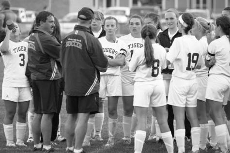 Girl's soccer faces difficult season