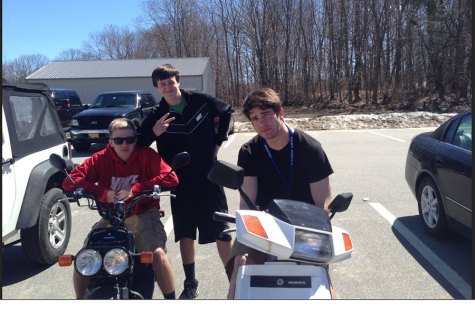 Moped trend sparks BHS