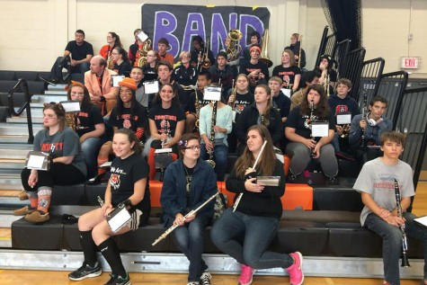The BHS marching band: setting records and raising hopes
