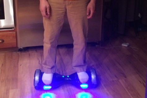 Hoverboard craze