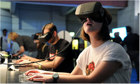 Virtual reality technology brings new outlook on education