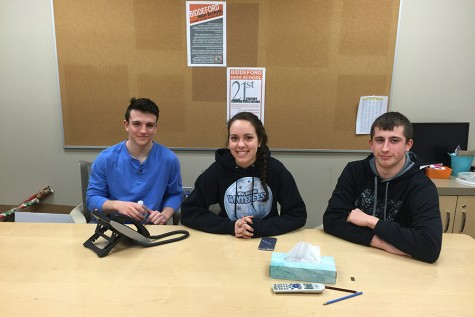 Five BHS seniors to teach younger kids about weather hazards