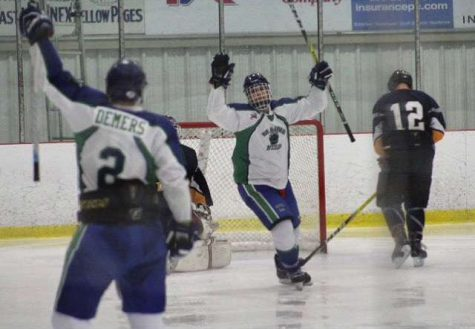BHS senior takes his hockey career to a new level