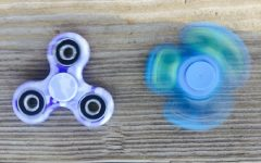 Fidget spinners: a healthy addiction