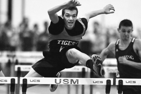 Just-in time to take the lead in track and life