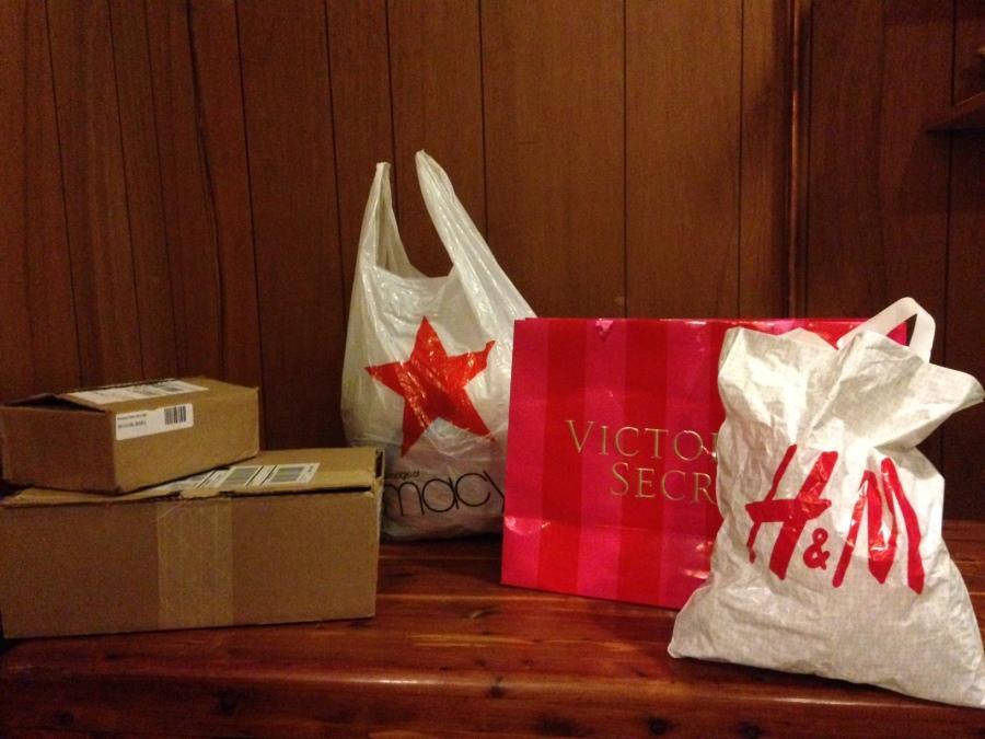 Department store versus digital store