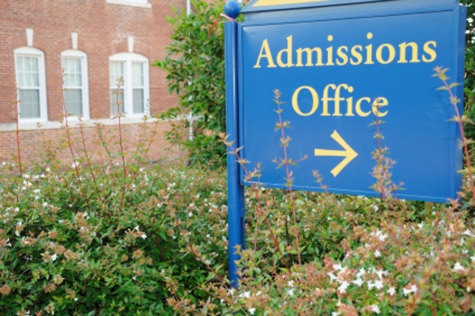 College applicants receive acceptance letters