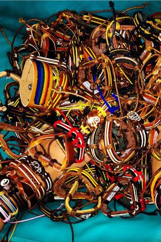 How wearing a single band can change lives