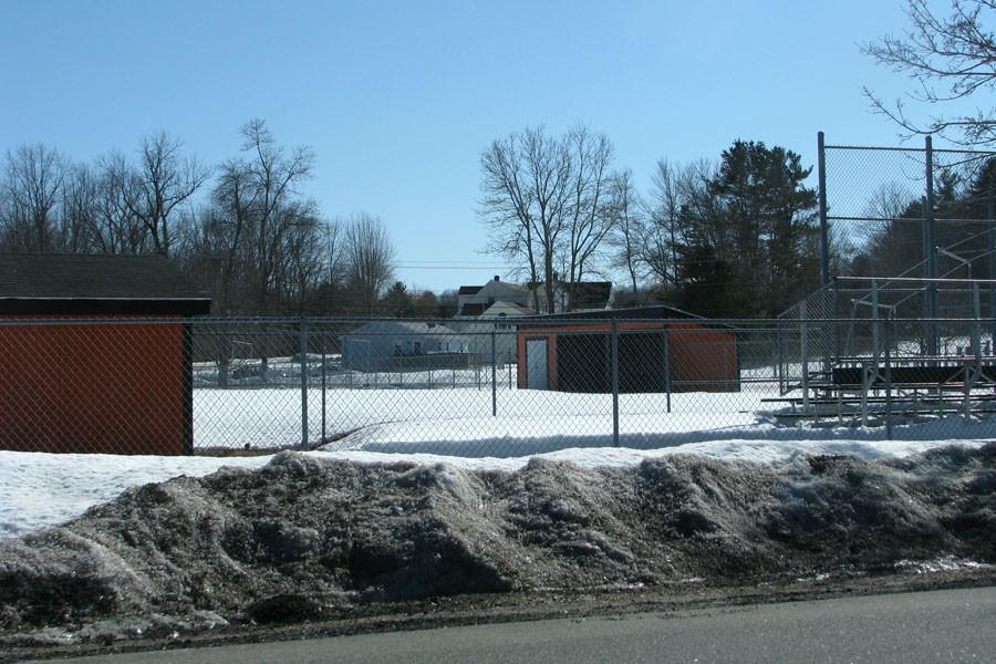 Snow causes problems for spring sports