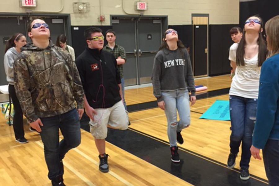 BHS students learn healthy habits at health fair