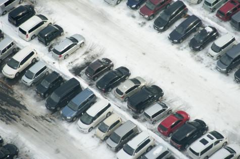 Should senior privileges cover parking spots?