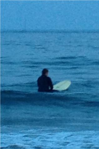 Student surfers splash into summer