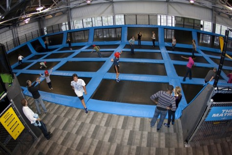 Trampolines Cause Injuries For BHS Students.