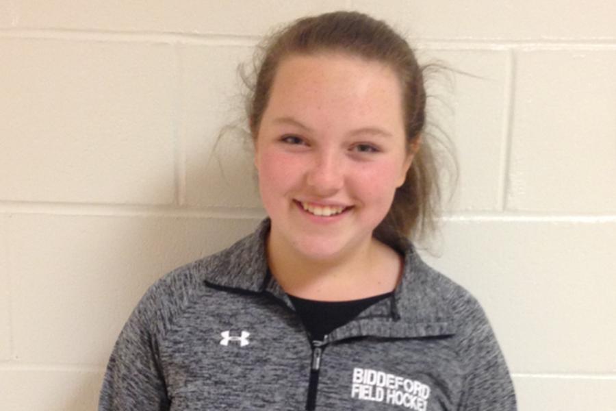 Maggie Behen - star student