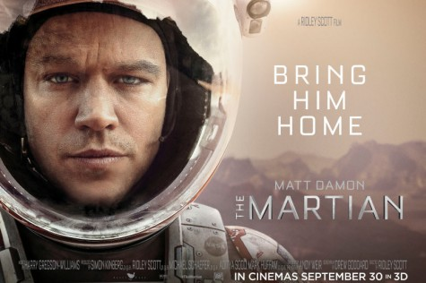The Movie Buff October: The Martian