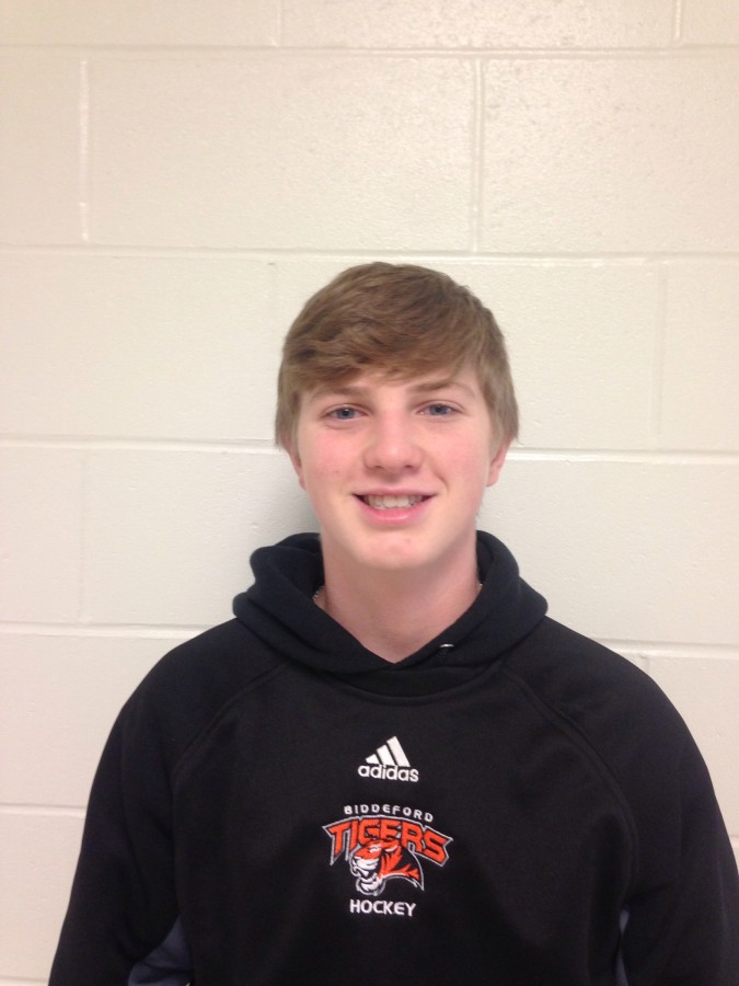 Sophomore Chase Locke