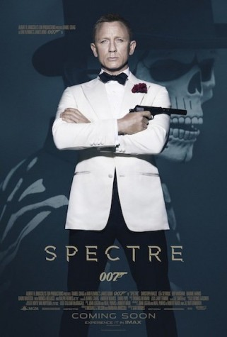 """All rights to """"Spectre"""" and the image attached belong to Columbia Pictures"""