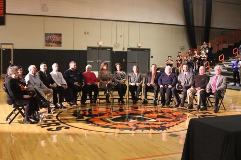 Hall of honor ceremony brings alumni back to BHS