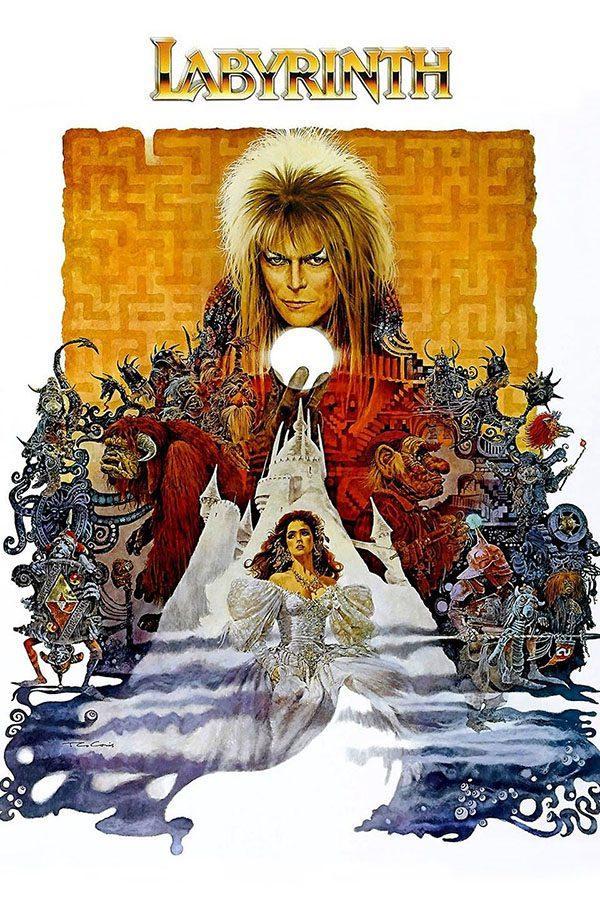 The Movie Buff April: Labyrinth