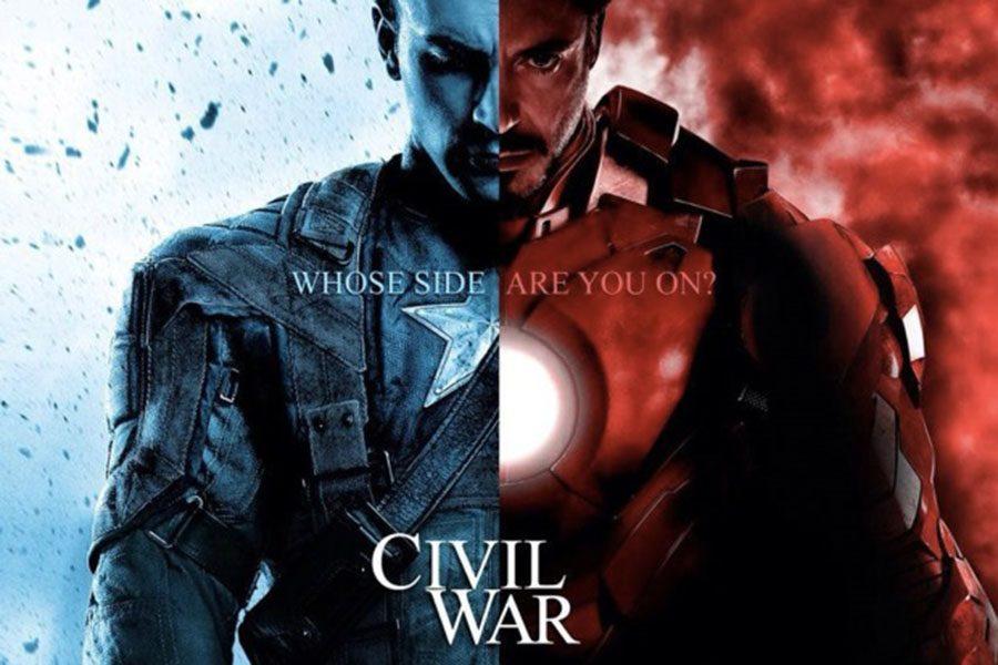 The Movie Buff May: Captain America: Civil War