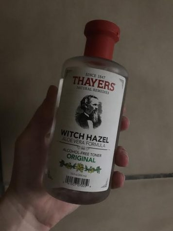 "Fresh Face: ""Thayers Original Witch Hazel"""