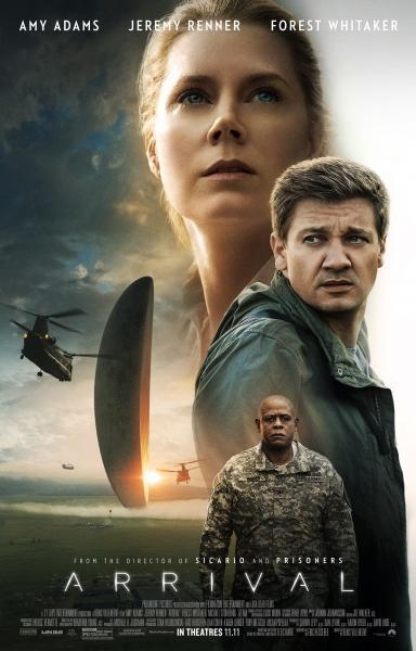 The Movie Buff November: Arrival