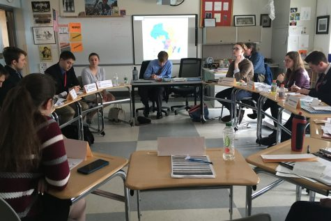 BHS hosts Model UN Conference