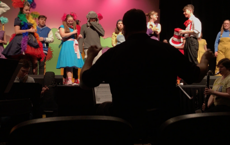 Behind the Scenes of Seussical