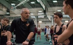 New head coach led indoor track team into a family of determined athletes