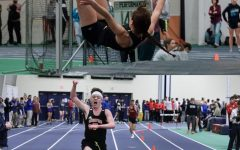 Senior indoor track athletes find success in the fast lane
