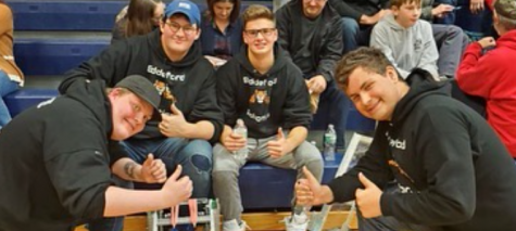 Biddeford Advances To VEX Robotics State Championship